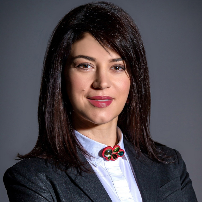 Julia Leferman General Manager, Asociatia Berarii Romaniei